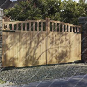 landelijke poort
