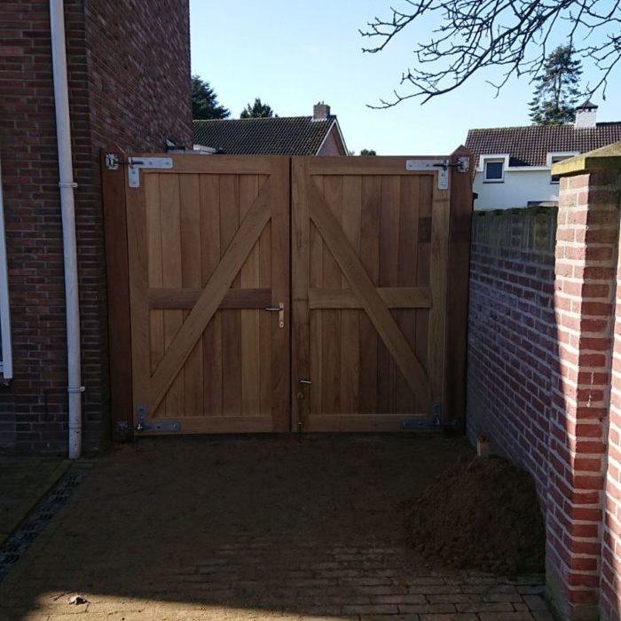 Erfpoort – Luxe poort – LUX 8